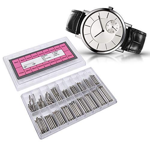 Yunnyp 270 Stück/Karton 1. 8-Mm-Pleuelstange Federband-Armbandverbindung