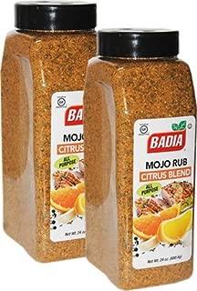 Badia Mojo Rub All Purpose 24 oz Pack of 2