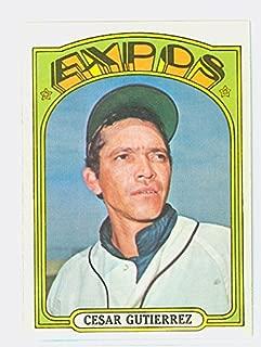 1972 topps baseball high numbers