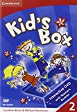 Kid's Box Level 2 Interactive DVD (PAL) with Teacher's Booklet