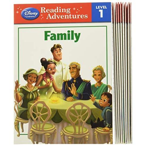 Reading Adventures Disney Princess Level 1
