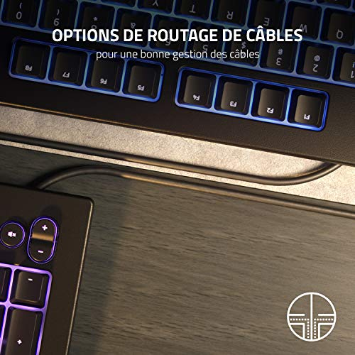 Razer Cynosa V2 – Chroma RGB Membran Gaming Keyboard French Layout