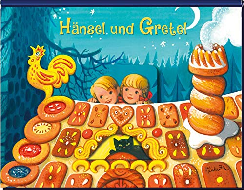 Hänsel und Gretel: Pop-up-Bilderbuch