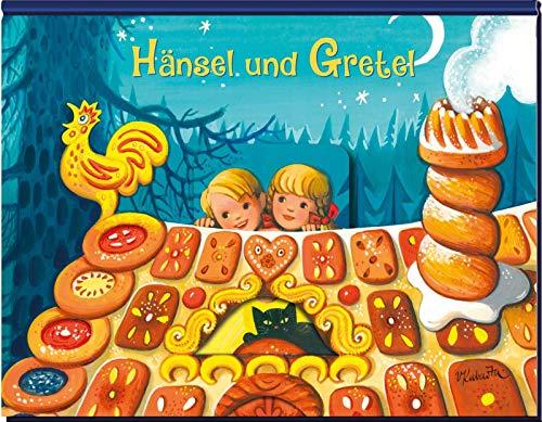 Hänsel und Gretel: Pop-up-Bilderbuch