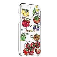 iPhone 6s Plus・iPhone 6 Plus 用 スマホケース ハードケース [オーガニック・トマト Tomato] イラスト ベジタブル Apple アップル アイフォン シックス シックスエスプラス docomo au SoftBank SIMフリー スマホカバー 携帯ケース 携帯カバー [FFANY] garden_00k_h149@01
