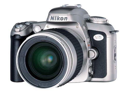 Nikon N75 35mm Film SLR Camera Kit with 28-80mm f3.5-5.6 Nikkor Lens