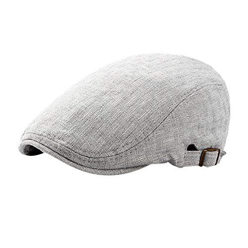 Doingshop - Gorro de Tiro Unisex con Revestimiento de teflón, Color sólido, Ajustable
