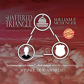 Shattered Triangle audiobook cover art