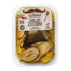 Il Grilliatore Grilled Zucchini, 8 oz