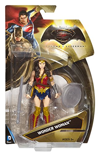 DC Batman - DJG31 - Wonder Woman - Sword/Shield