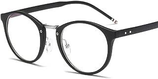Blue Light Blocking Computer Glasses Wellkool Anti Eyestrain Anti Glare Lens Cateye Lightweight Frame Eyeglasses Men/Women