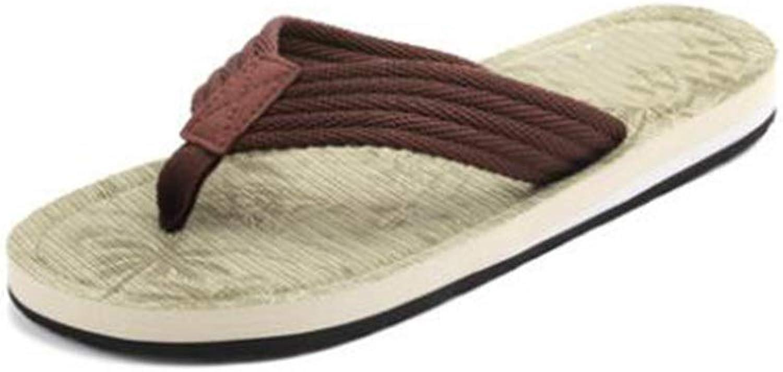 TD S1125 Trend Non-slip Men Beach Sand Drag Beach shoes (color   GREEN, Size   EU42 UK8.5 CN43)