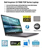 2020 Newest Dell Inspiron Flagship 15 7000 Premium Work&Gaming Laptop: 15.6' FHD Display, 9th Gen Intel 6-core i7, 32GB RAM, 512GB SSD, NVIDIA GTX1050, Backlit-KB, FP-Reader, ThurderBolt, Win10,JuneMP