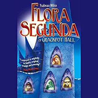 Flora Segunda cover art
