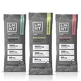 LMNT Electrolyte Drink Mix   Hydration Powder   Keto & Paleo   No Sugar, No Artificial Ingredients   Variety Pack   9 Stick Packs