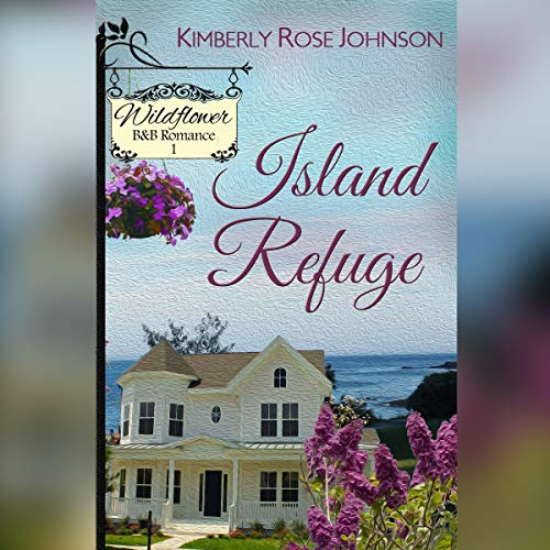 Island Refuge  By  cover art