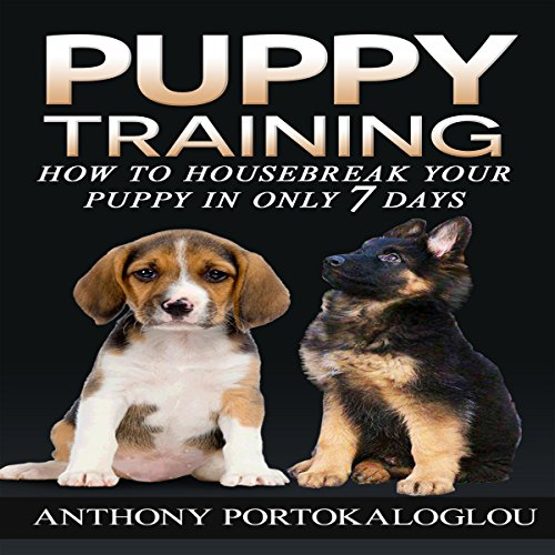 Puppy Training 2 audiobook cover art