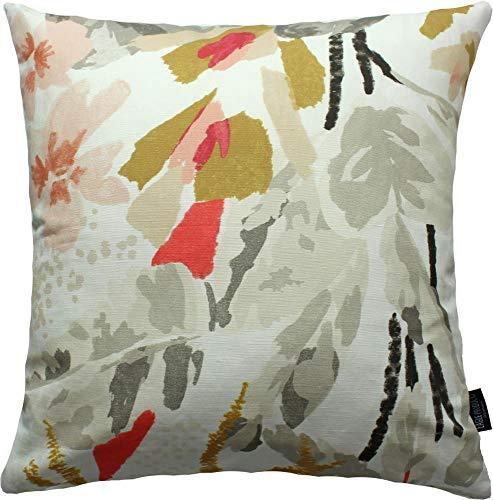 Eagle Products Kissenbezug Tropic 40 x 60 cm Gold-Natur Pillow Bezug Kissenhülle Schlafzimmer Überzug schlafen kuschelig weich gemütlich Bett Boxspringbett Metallbett Kissen