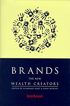Brands: The New Wealth Creators 0814755992 Book Cover