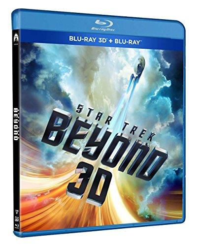 Star Trek - Beyond (3D) (Blu-Ray 3D+Blu-Ray) [Blu-ray]