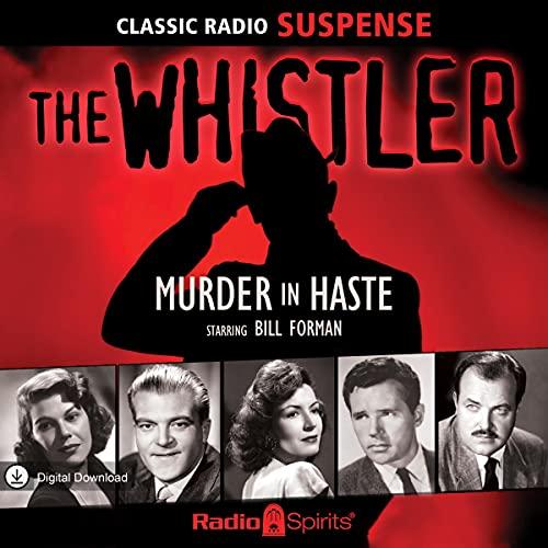 The Whistler cover art