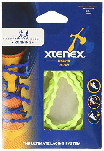 Xtenex XH200 Schnürsenkel, Neongelb, 75 cm