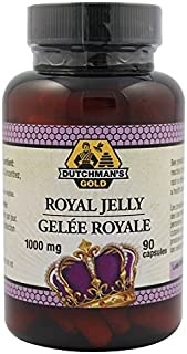 Sponsored Ad - Dutchman`s Gold Royal Jelly 1000 mg 90 Capsules