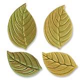Günthart 50 Blätter aus Marzipan, antik