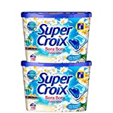 Super Croix Duo-Caps Bora Bora Lessive Capsules 19 Lavages - Lot de 2