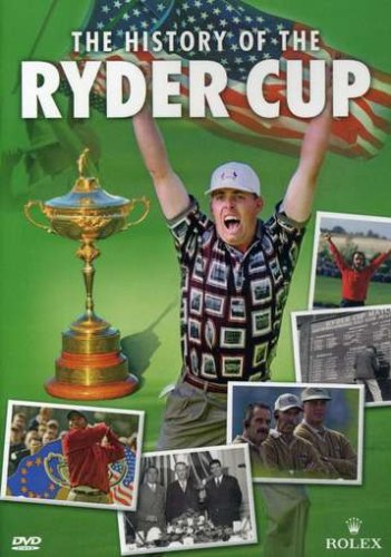 The History of the Ryder Cup