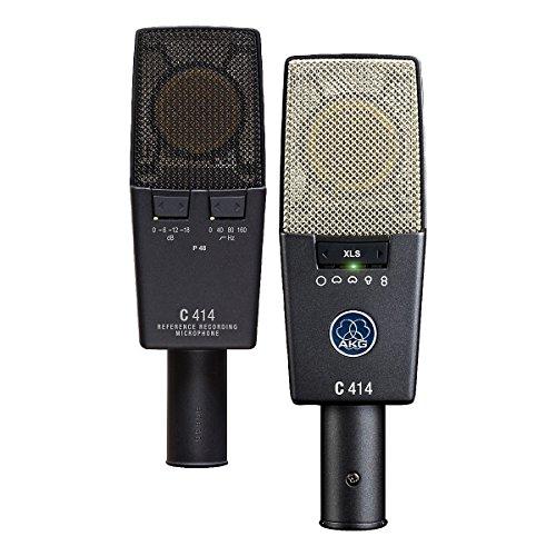 AKG C414 XLS/St condensator Stereo microfoons afgestemd paar