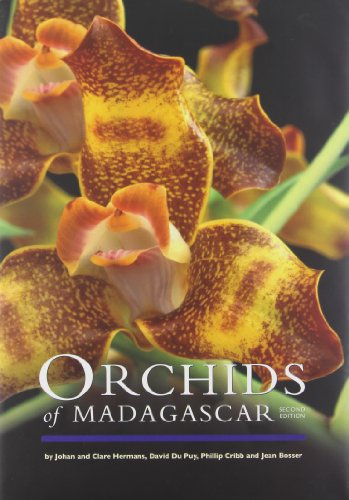 Orchids of Madagascar Second Edition