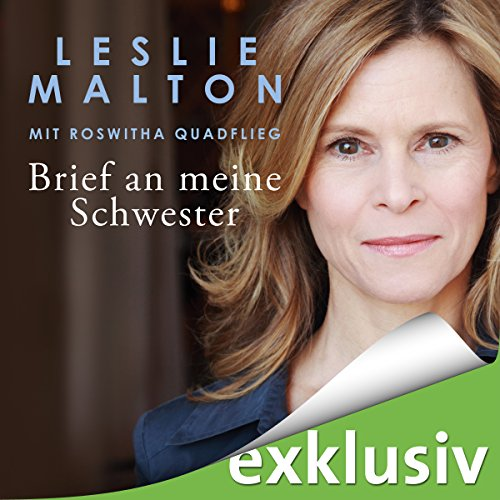 Brief an meine Schwester audiobook cover art
