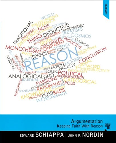 Argumentation: Keeping Faith with Reason Plus NEW MySearchLab with Pearson eText -- Access Card Package