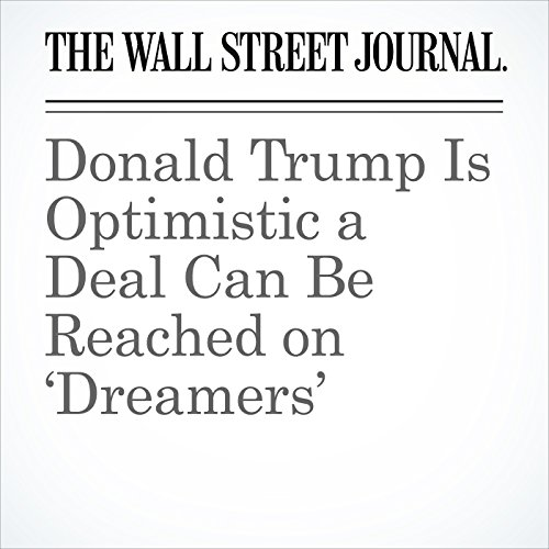Donald Trump Is Optimistic a Deal Can Be Reached on 'Dreamers' copertina