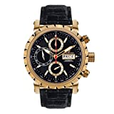 Mathis Montabon MM-25 Le Chronographe gold noire