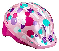 professional Schwinn Toddler Bicycle Helmet Classic Design, 3-5 years old, Carnival, Model Number: SW75915-2