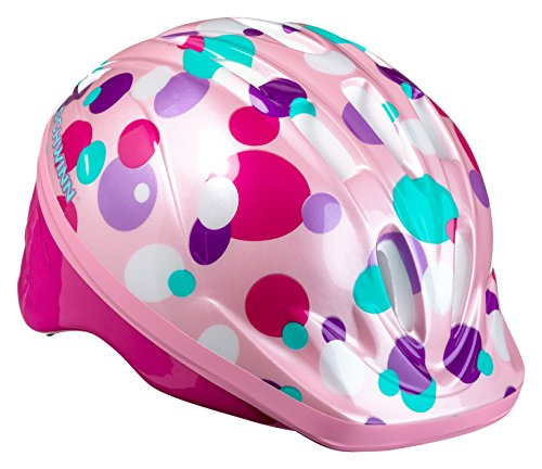 Schwinn Toddler Bike Helmet Classic Design, Ages 3-5 Years, Carnival, Model Number: SW75915-2