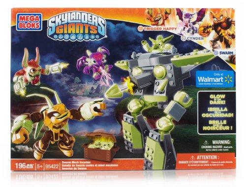 Thomas & Friends - Playset Skylanders Megabloks 95422