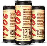 1906 Reserva Especial Cerveza - Pack de 24 latas x 33 cl