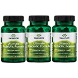 Lee Swanson Signature Line Ultimate Probiotic Formula 3-Pack 66 Billion Cfu 3-30 ct bottles Veg Drcaps