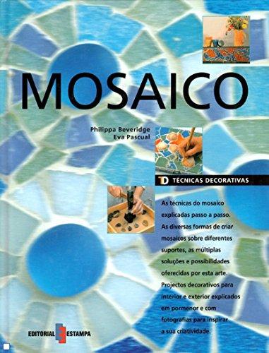 Técnicas decorativas - Mosaico