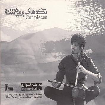Cut Pieces(Tekkehaye Borideh Shodeh-Improvization on Kamancheh and Percussion-Persian Classical Music