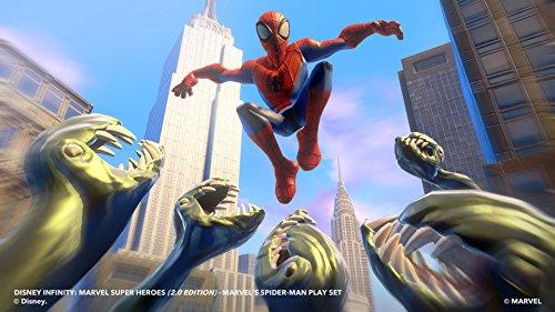 Disney Infinity 2.0: Marvel Super Heroes Playset Spider-Man – [alle Systeme] - 10