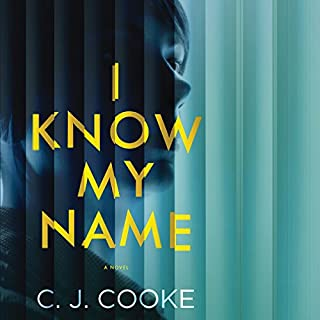 I Know My Name audiobook cover art