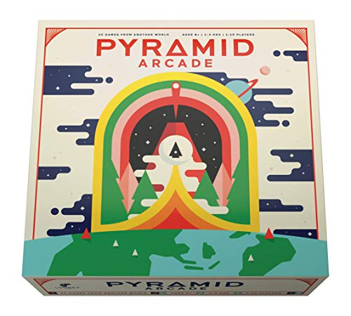 Looney Labs LON00074 Kartenspiel Pyramid Arcade