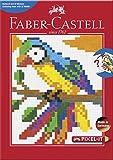 Faber-Castell 201572Pixeles de IT Ausmal libro con motivos 32, 1pieza...