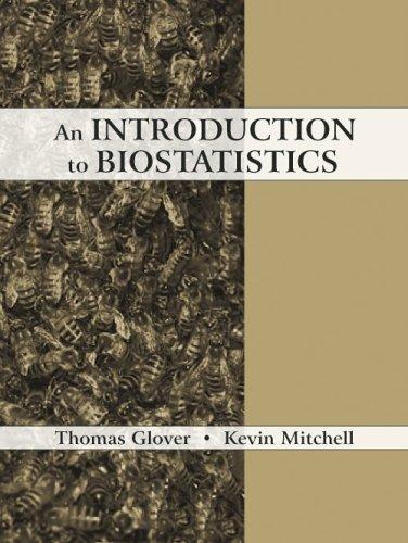 An Introduction to Biostatistics
