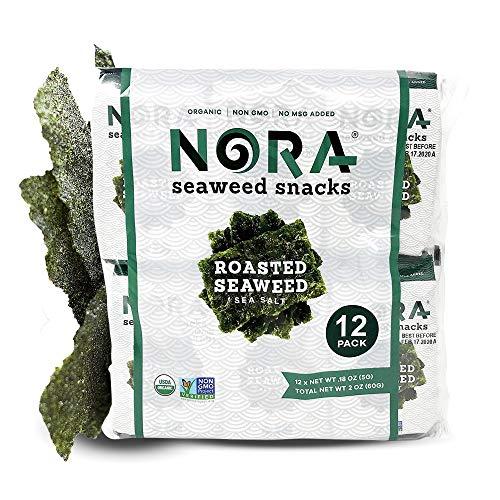 Organic Roasted Seaweed