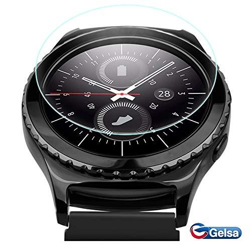 3 X Películas Filme Protetora Para Relógio Samsung Gear S3 Frontier